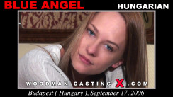 Casting of Blue Angel video