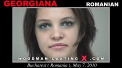Casting of GEORGINA video
