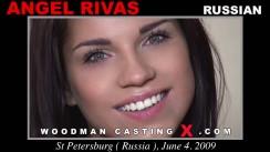 Casting of ANGEL RIVAS video