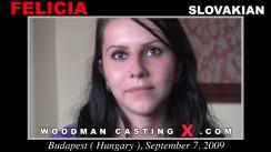 Casting of FELICIA video