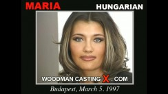 Casting of MARIA video