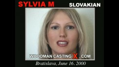Casting of SYLVIA M video