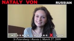 Casting of NATALY VON video