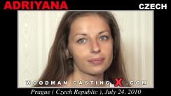 Casting of ADRIYANA video
