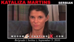 Casting of KATALIZA MARTINS video