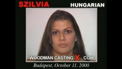 Casting of SZILVIA video