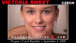 Casting of VICTORIA SWEET video