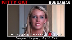 Casting of KITTY CAT video