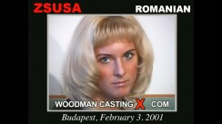 Casting of ZSUZA video