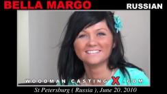 Casting of BELLA MARGO video