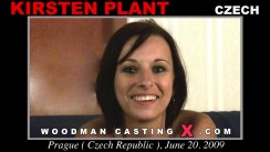 Casting of KIRSTEN PLANT video