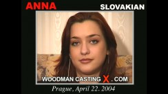 Casting of ANNA video