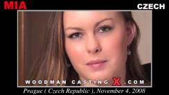 Casting of MIA ME video