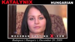 Casting of KATALYNIX video
