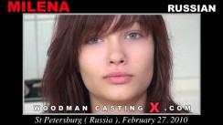 Casting of MILENA video