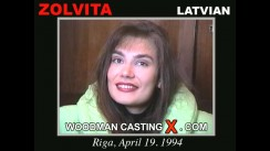 Casting of ZOLVITA video