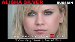 Casting of ALISHA SILVER video