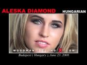 See the audition of Aleska Diamond