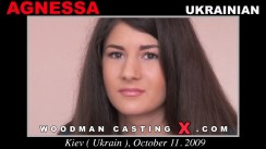 Casting of AGNESSA video