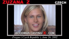 Casting of ZUZANA Z video