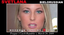 Casting of SVETLANA video