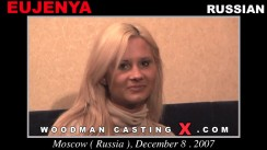 Casting of EUJENYA video