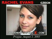 See the audition of Rachel Evans