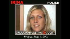 Casting of IRINA video