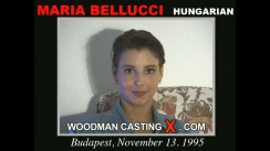 Casting of MARIA BELLUCCI video