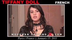 Casting of TIFFANY DOLL video