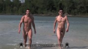 Barbie Bank - XXXX - amazonas river + 2 boys