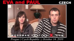 Casting of EVA and PAUL video