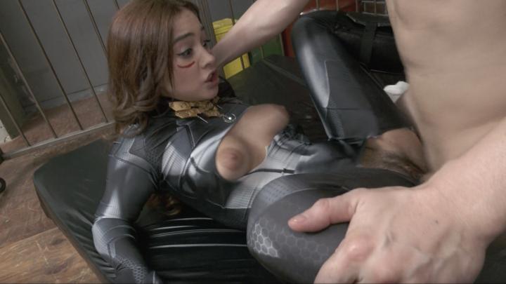 Ginebra Bellucci:Sex Cyborg OP-Interracial Hardcore!
