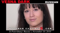 Casting of VESNA DARK video