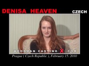 See the audition of Denisa Heaven