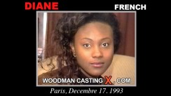 Casting of DIANE video