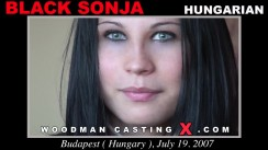 Casting of BLACK SONJA video
