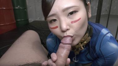 Jun Sakura:Sex Cyborg-Blowjob