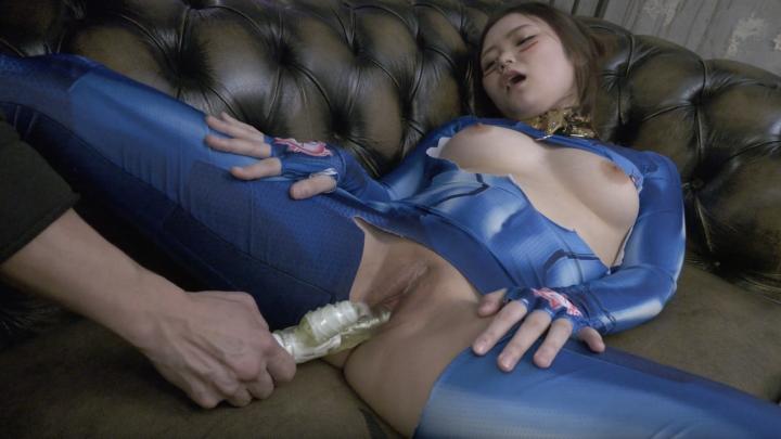 Jun Sakura:Sex Cyborg-Vibrator Orgasm