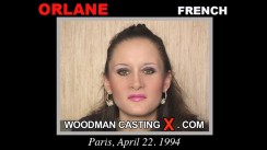 Casting of ORLANE video