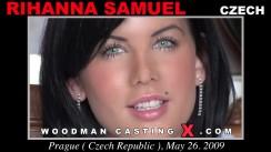 Casting of RIHANNA SAMUEL video