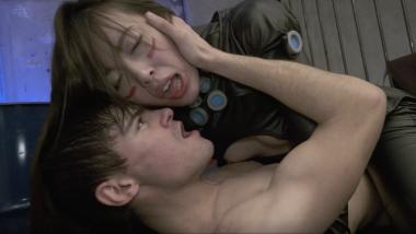 Mone Kamiki:Sex Cyborg-Interracial Creampie!