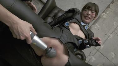 Mone Kamiki:Sex Cyborg-Vibrator Orgasm