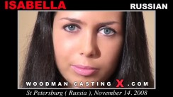 Casting of ISABELLA video