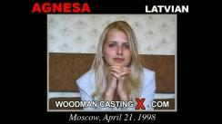 Casting of AGNESA video