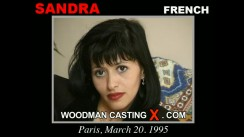 Casting of SANDRA video