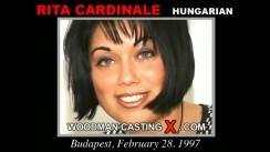 Casting of RITA CARDINALE video
