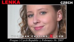 Casting of LENKA video