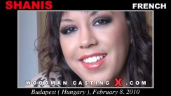 Casting of SHANIS video