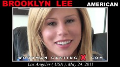 Casting of BROOKLYN LEE video